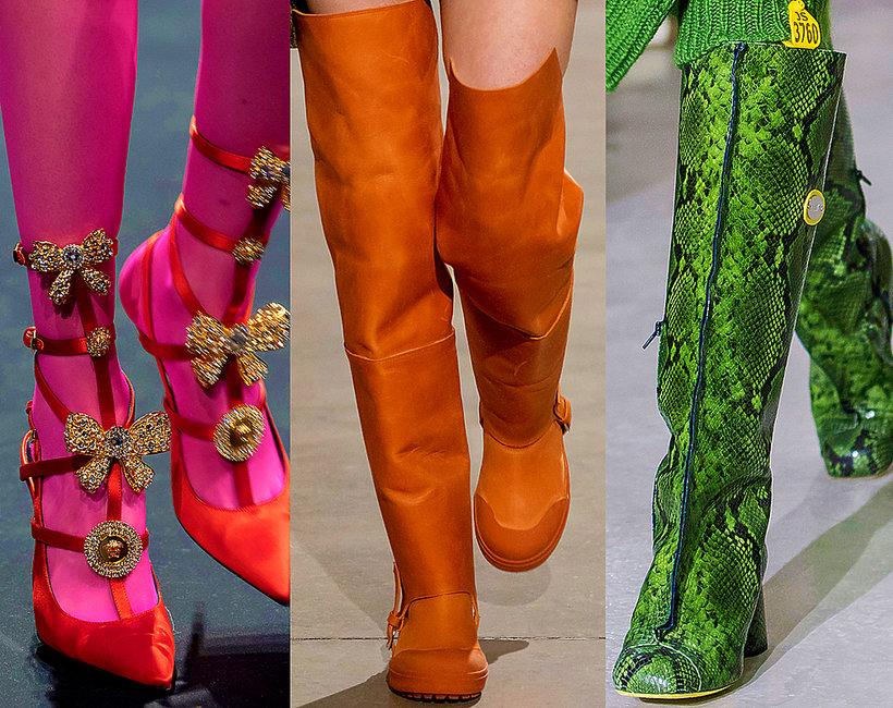 buty na sezon jesień zima 2019
