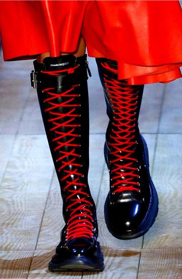 buty paryz, modne buty na tygodniu mody w paryżu