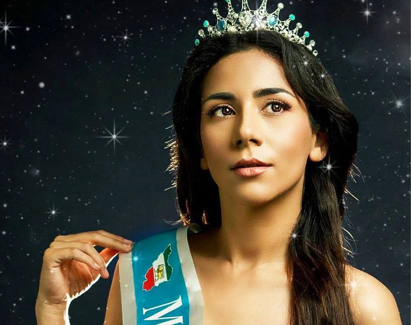 była irańska miss, Bahareh Zare Bahari