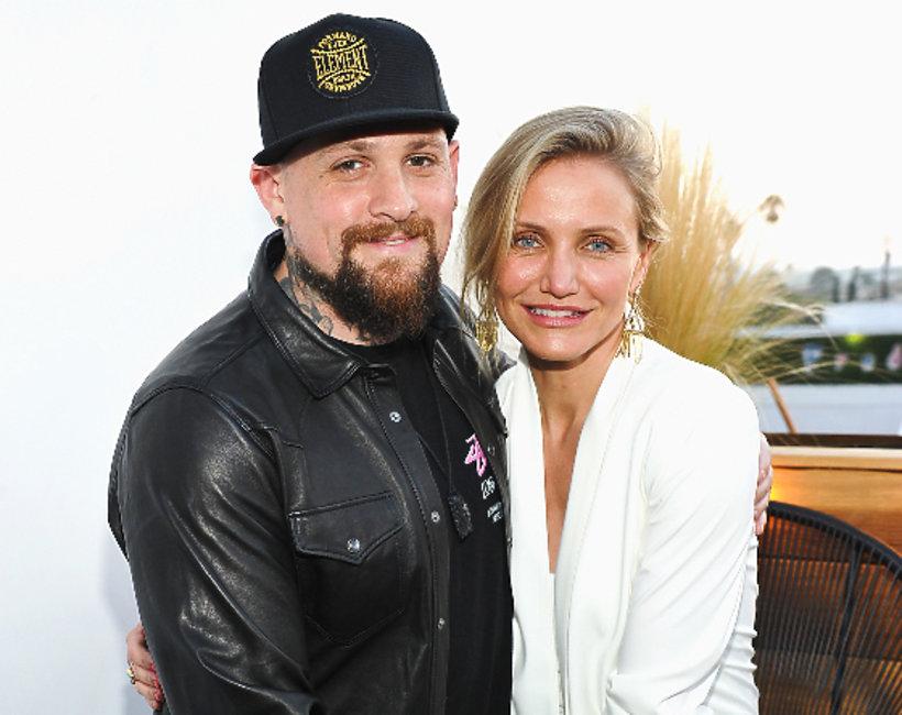 Cameron Diaz mąż Benji Madden