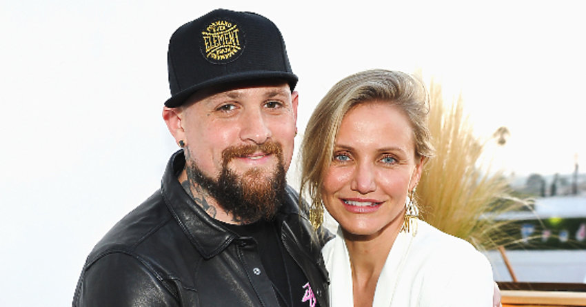 Cameron Diaz mąż, ślub. Cameron Diaz i Benji Madden historia miłości | Viva.pl