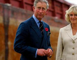 Camilla Parker Bowles i książę Karol MT