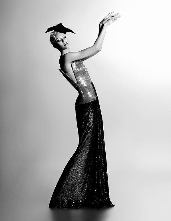 Candice Swanepoel, Harper's Bazaar, Corée, 2011