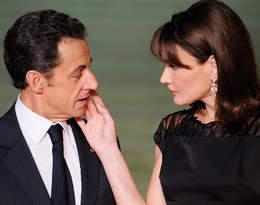 Prezydent i jego muza. Carla Bruni staje w obronie skazanego za korupcję Nicolasa Sarkozy'ego