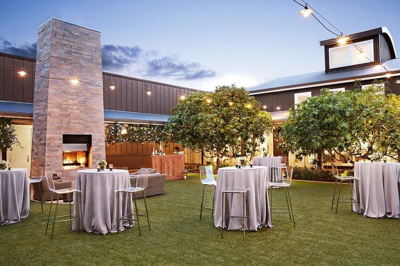 Carneros Resort in Napa, California