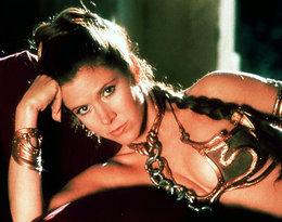 Carrie Fisher miała romans z… Freddiem Mercurym i Davidem Bowiem!