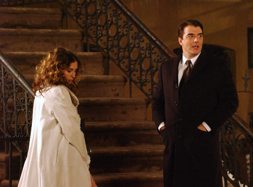 Carrie, Mr. Big