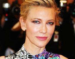 Cate Blanchett hipnotyzuje spojrzeniem na czerwonym dywanie!