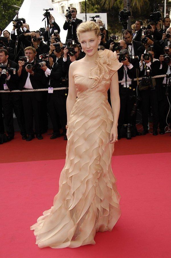 Cate Blanchett, Cannes 2008