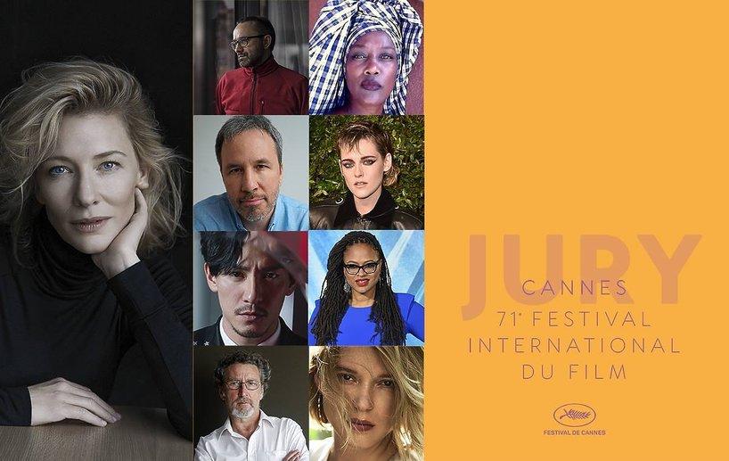 Cate Blanchett, jury festiwalu w Cannes 2018