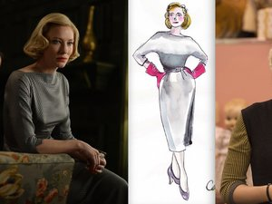 Cate Blnachett i Rooney Mara