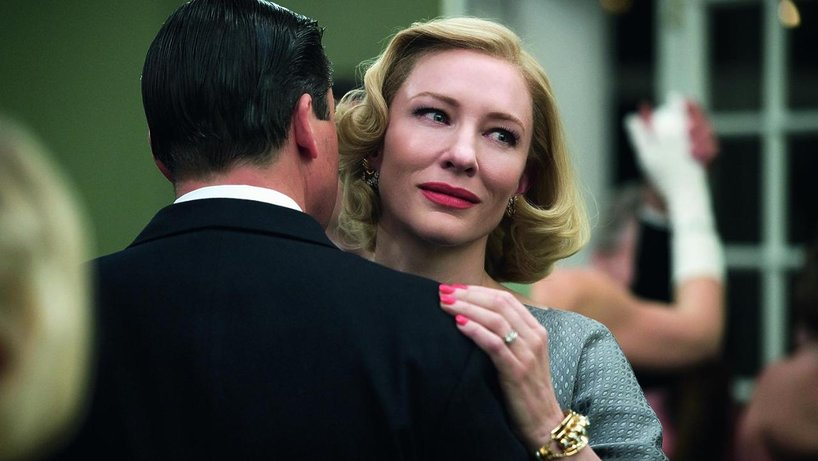Cate Blnachett jako Carol