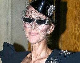 Celine Dion w trakcie pobytu w Paryżu pokazała się bez stanika!