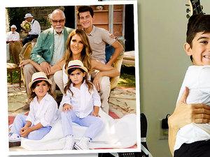 Celine Dion, dzieci gwiazd, Eddy Angelil, Nelson Angelil