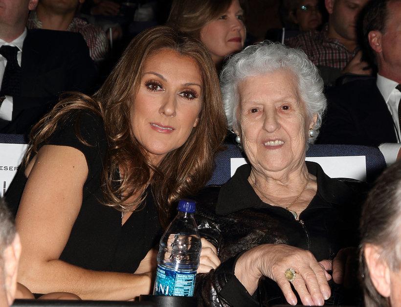 Celine Dion mama, Theresa Dion