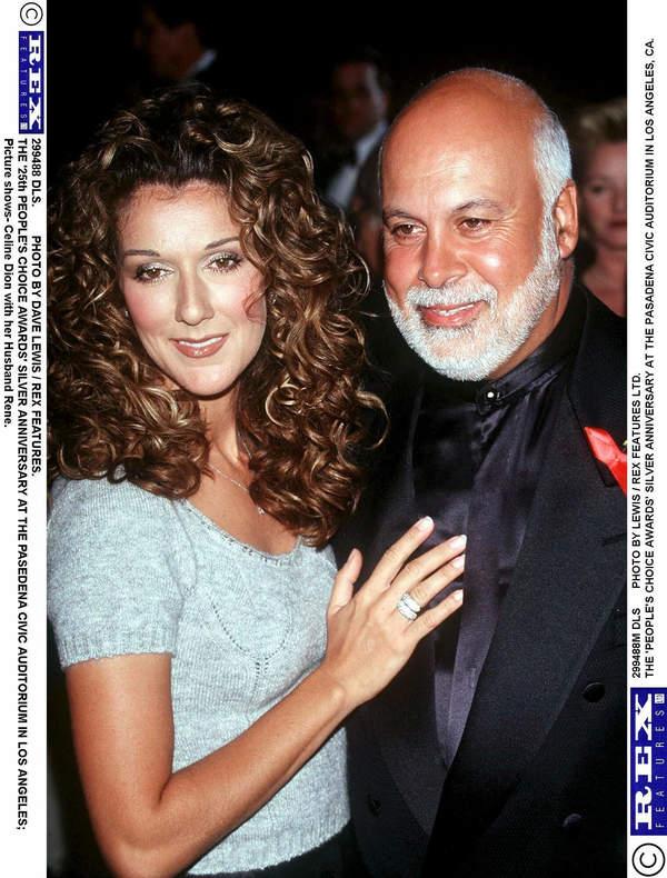 Celine Dion, Rene Angelil, 1999 rok
