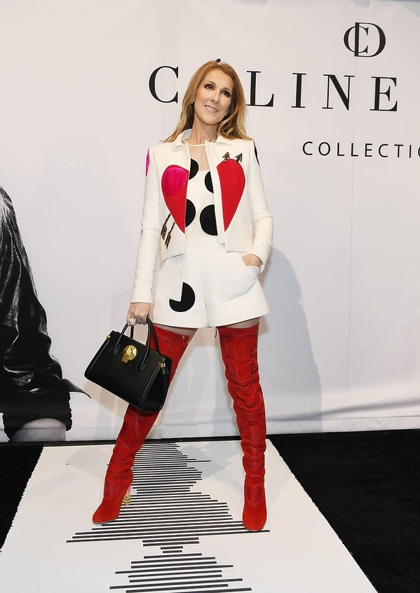 Celine Dion torebki