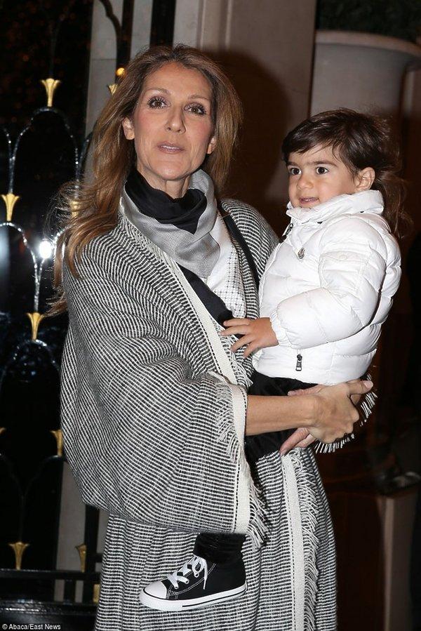Celine Dion urodziła dzięki metodzie in vitro