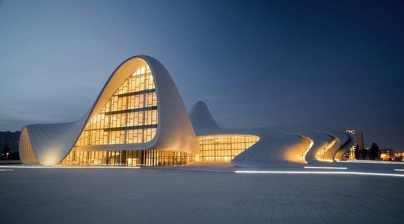 Centrum Hejdara Alijewa w Baku