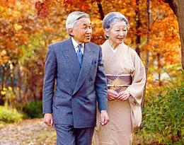 Japoński cesarz Akihito podziękował poddanym i oddał władzę po trzydziestu latach...