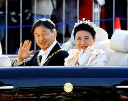 Cesarz Japonii z małżonką pokazali się poddanym!