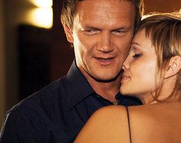 Cezary Pazura i Weronika Marczuk