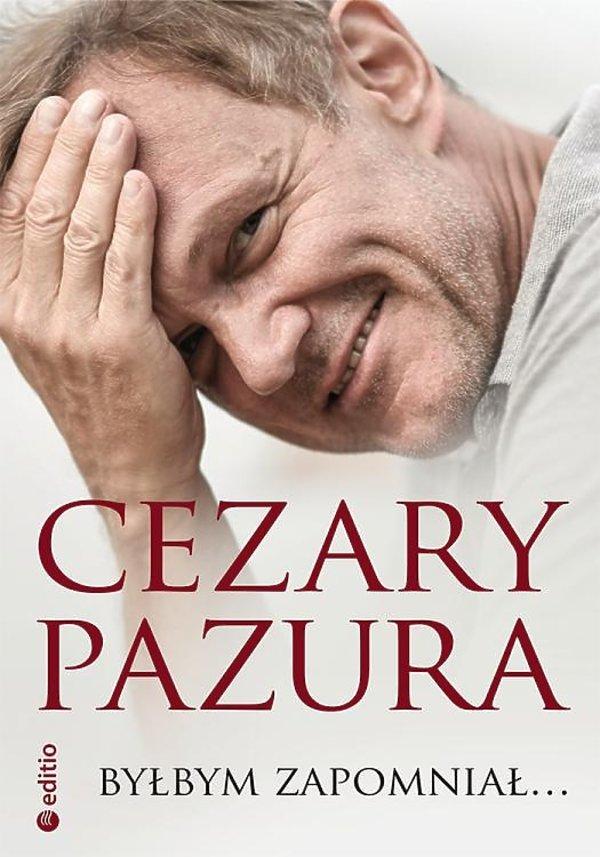 Cezary Pazura książka autobiografia