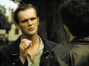 Cezary Pazura w filmie Kroll