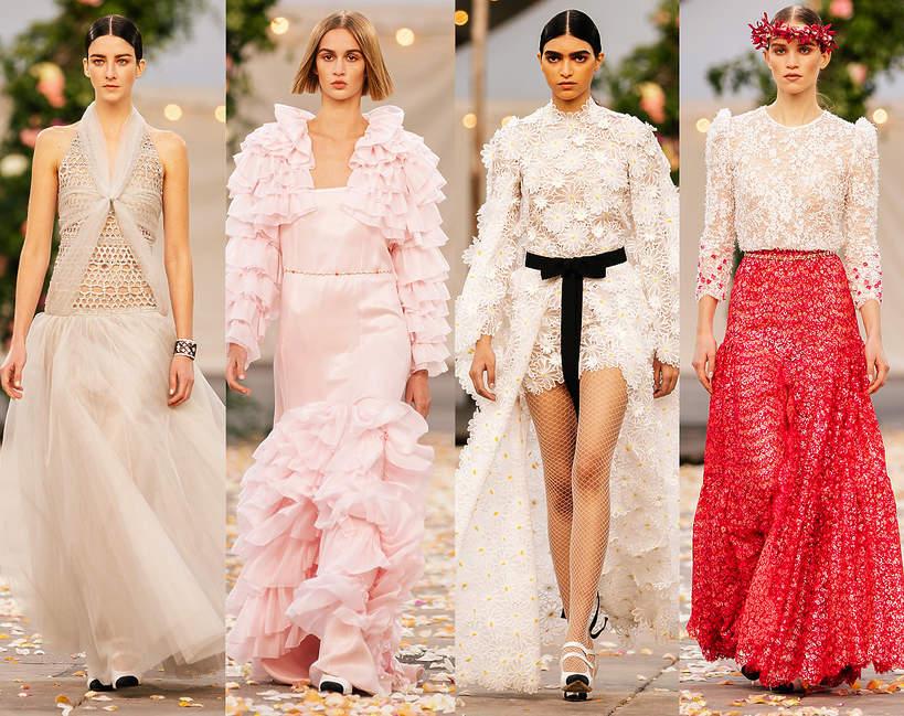 Chanel haute couture na wiosna-lato 2021