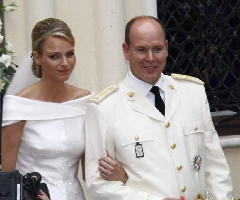 Charlene Wittstock, Książę Albert II