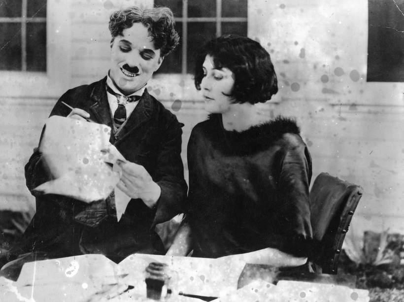 Charlie Chaplin, Lita Grey