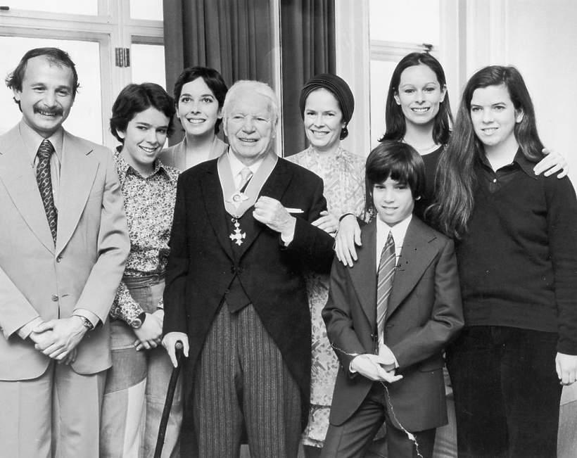 Charlie Chaplin, rodzina