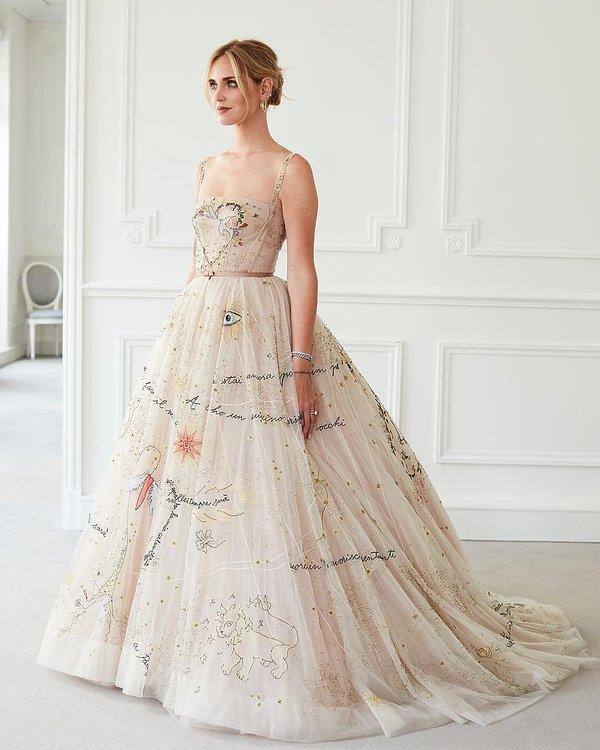 Chiara Ferragni Wyszła Za Mąż W Sukni ślubnej Dior Vivapl