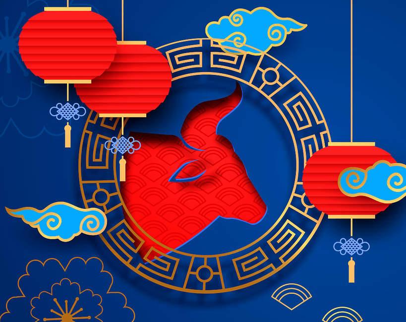 Chiński Nowy Rok 2021 - Bawół