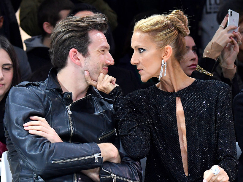 chłopak Celine Dion gejem, Pepe Munoz