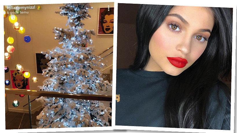 Choinka Kylie Jenner