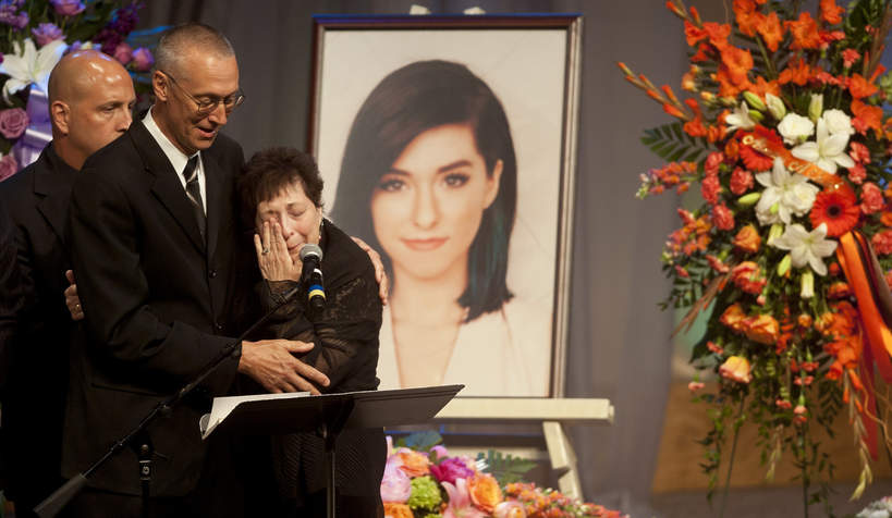 Christina Grimmie, pogrzeb