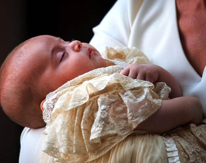 chrzest księcia Louisa, 2018