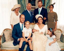 Rodzina królewska nie chce księcia Louisa na rodzinnym zdjęciu z okazji świąt?