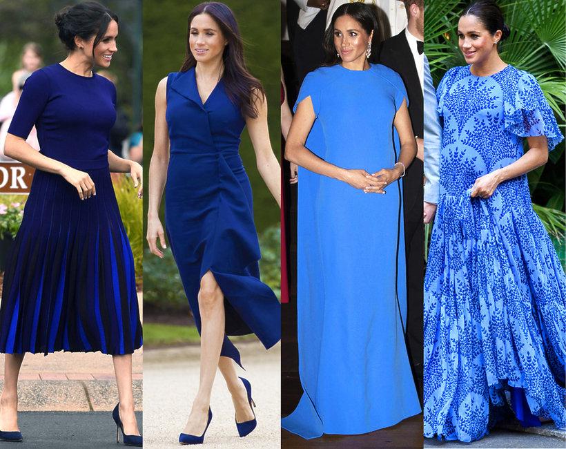Ciążowe stylizacje Meghan, księżna MeghanCiążowe stylizacje Meghan, księżna Meghan