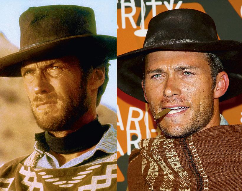 Clint Eastwood i Scott Eastwood, synowie jak ojcowie