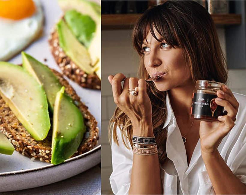 Co Anna Lewandowska je na śniadanie?