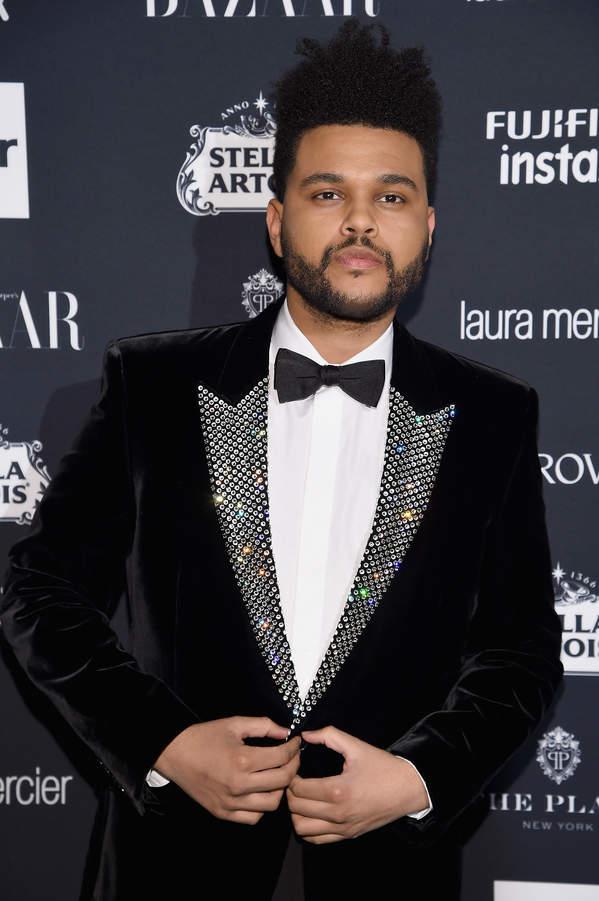 Co łączy Angelinę Jolie i The Weeknd?