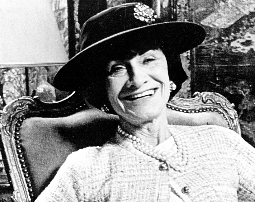 Coco Chanel, 1954 rok