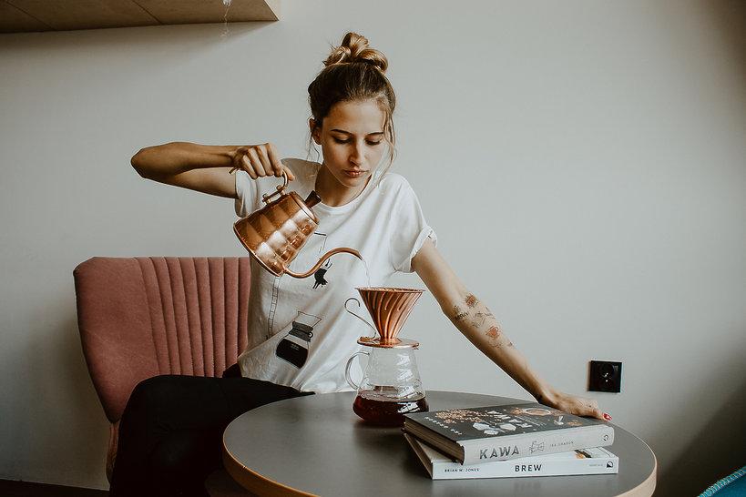 coffeedesk oblig