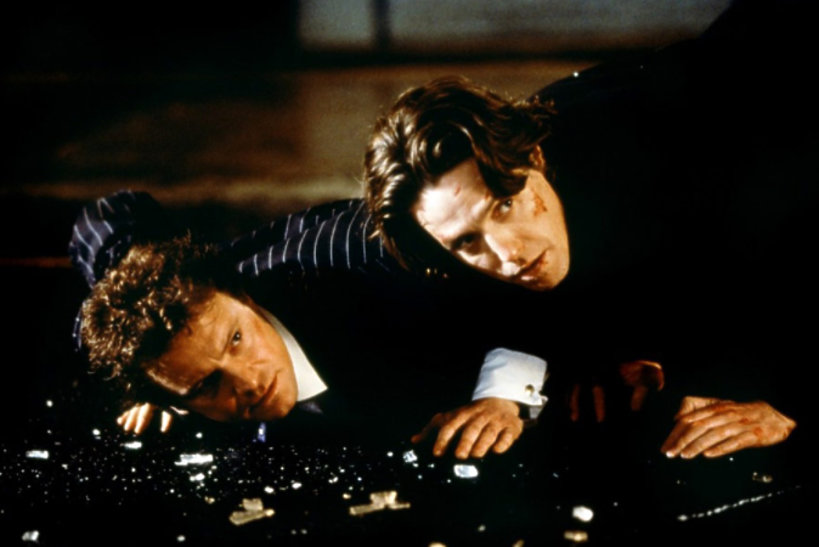 Colin Firth, Hugh Grant, Bridget Jones