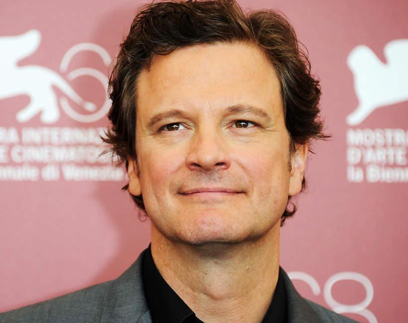 Colin Firth zakochany? Kim jest nowa wybranka aktora?