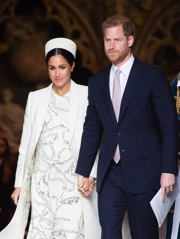 Córka Meghan i Harry'ego nie jest księżniczką, ale ma szansę zostać królową