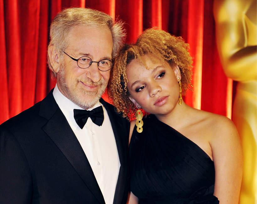 Córka Stevena Spielberga, Mikaela Spielberg