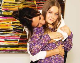 Córka Victorii Beckham została modelką. Harper Beckham podbije branżę mody?